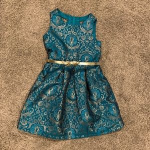 Girls Dress Size 6x-7